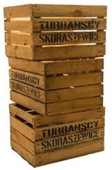 3er set massive Obstkiste - Holzkiste - Weinkiste aus dem Alten Land - Farben & Sets frei wählbar-2